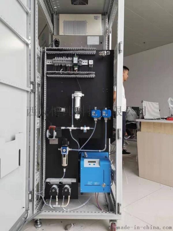玻璃制造烟气在线监测系统燃气锅炉改造在线监测