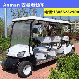 6座高尔夫球车 楼盘** 四轮休闲代步车