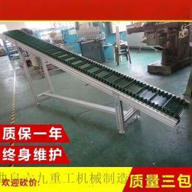 不锈钢传送机 自动流水线 六九重工 铝型材框架输送
