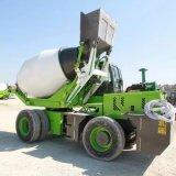 6方自動上料攪拌車 水泥混凝土攪拌機 全自動上料車