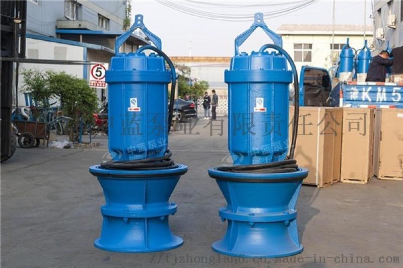 700QZ-125*   B悬吊式轴流泵直销厂家