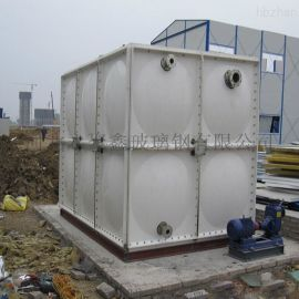 玻璃钢消防水箱 河北玻璃钢水箱耐高温
