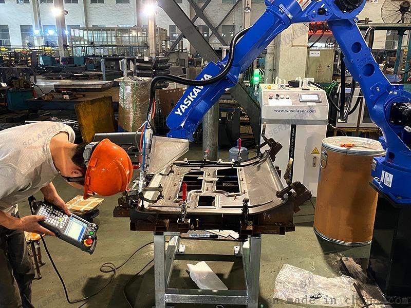重庆汽车配件行业  激光焊接机