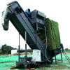 通畅干灰卸车机 海运集装箱熟料中转设备 无尘拆箱机