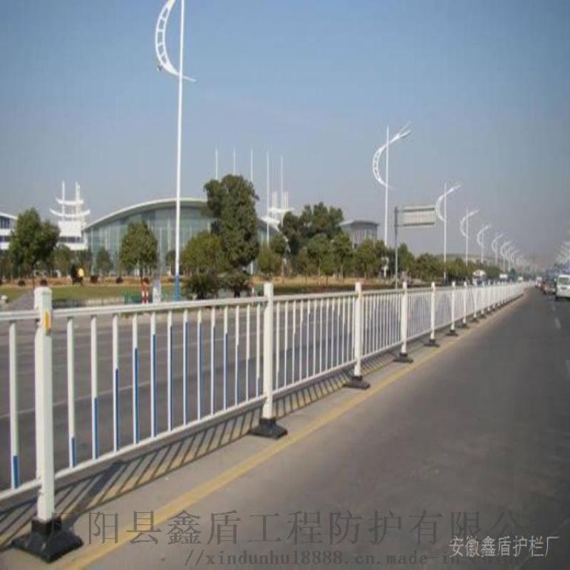 广东茂名贵阳道路护栏   护栏定制