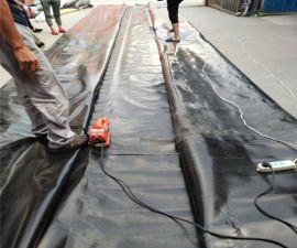 江苏徐州爬焊机,土工膜自动焊接机,防水板爬焊机型号