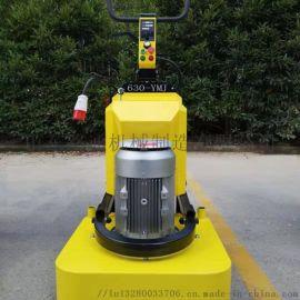 水泥地面研磨机 吸尘式打磨机 地面找平抛光机
