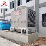 BY-R-100T 池州圆形冷却塔 适用于空压机降温