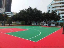 塑胶篮球场塑胶网球场施工厂家