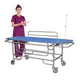 護欄可翻轉不鏽鋼推車 SKB037(A)病人手術推車
