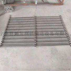 304不锈钢网带输送机网链