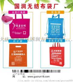 供应沈阳本溪市国润无纺布袋 手提袋 购物袋 环保袋 大米袋 面袋