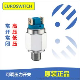 进口微型液压机床纺织机械可调压力开关4111520