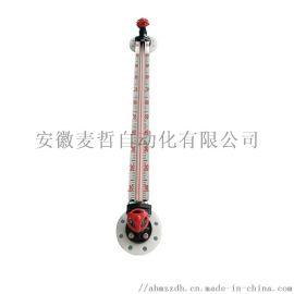生产销售UHZ-58玻璃管磁翻板液位计厂家直销