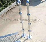 中山球接立柱 噴塑球形欄杆 熱鍍鋅扶手護欄
