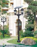 铝合金太阳能庭院灯_居民小区多样式太阳能庭院灯