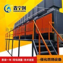 催化燃烧设备 催化燃烧装置 废气处理设备