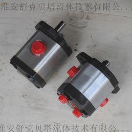 双向齿轮泵