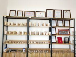 厂家生产 粘土坩埚 试金坩埚 熔金坩埚
