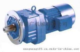 RF37-B250W-4P-1.60-M1斜齿轮硬齿面减速机