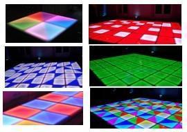 LED Dance floor LED地板灯