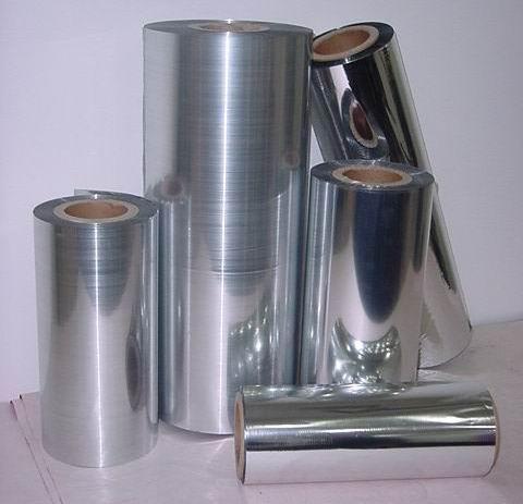 镀铝膜,镀铝复合膜