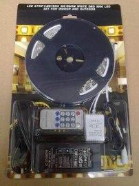 5050单色led灯带吸塑灯条套装