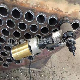 厂家直销159内胀式管子坡口机 自动走刀电动管道坡口机倒角机热销