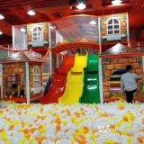新希望廠家 淘氣堡球池滑梯 兒童樂園設備室內遊樂場