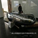 武漢不鏽鋼異型件 不鏽鋼造型工藝擺飾件 非標不鏽鋼工藝件定製