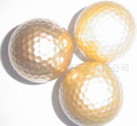 高尔夫彩色练习球