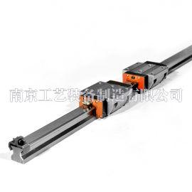 南京工艺GZB滚柱四方向等载荷型滚动直线导轨副