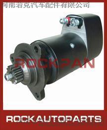 博世KB系列0001416001 24伏 5.4千瓦 9齿起动机适配德国曼