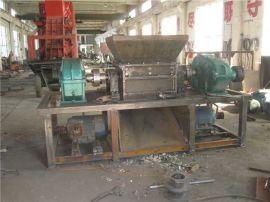 广州塑料撕碎机主营厂家|小型双轴撕碎机价格|恒吉重工