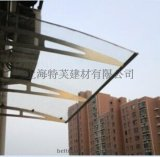 上海贝特防紫外线透明不锈钢雨棚