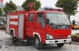 五十铃水罐消防车,3吨水罐消防车