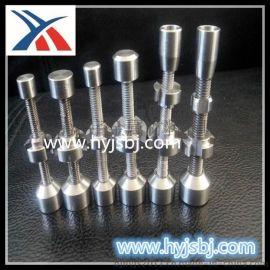 外六角螺栓,钛内六角螺栓,钛螺母,钛螺丝,钛垫片