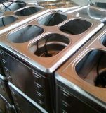 永力火頭君電熱汁箱巧克力熔解箱調味料湯汁箱廠家直供解凍機