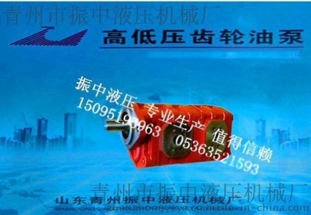 CBGJ1032/1032高压双联泵山东厂家可加工定制