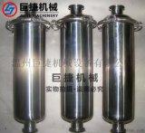 高品質直通過濾器 不鏽鋼 衛生級管道過濾器 過濾器