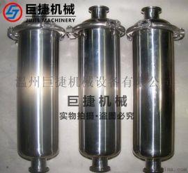 高品质直通过滤器 不锈钢 卫生级管道过滤器 过滤器