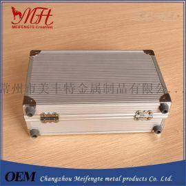 铝合金箱 展会器材箱 手提密码锁箱 精密仪器箱 防水铝箱工具箱