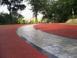 彩色透水地坪材料特惠