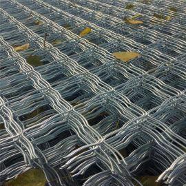 厂家生产镀锌美格网 防盗网 浸塑美格网 铝美格网 不锈钢美格网