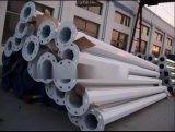 德州乐陵禹城宁津齐河监控立杆生产厂家 路灯杆庭院灯杆 摄像头立杆 八角杆1.2米 2米3米4米5米6米监控立杆