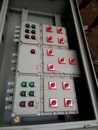 非标定做防爆照明动力配电箱BXMD