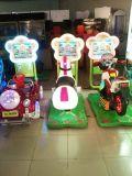 兒童新款3D賽馬搖擺機,七彩燈光馬機搖搖車,新款投幣搖擺機廠家直銷
