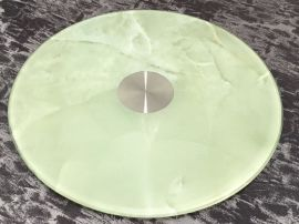 常州翔美惠玻璃制品遥控电动玻璃转盘