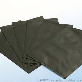 厂家生产黑色导电袋PE塑料袋二极管包装袋
