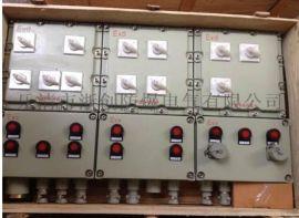 BXX52防爆插座箱/检修箱/电源箱/控制箱